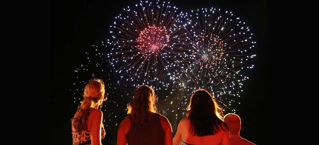 Firework Displays 2017 | New Country Z100