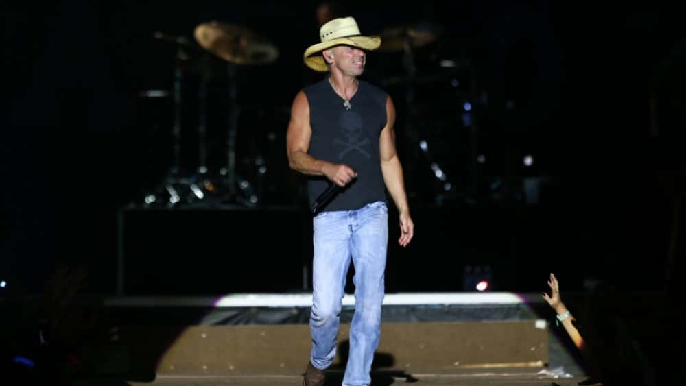 Kenny Chesney Reveals Track Listing And Special Guests For