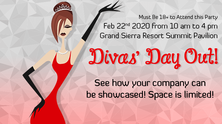 Reno Events February 2020.Divas Day Out 2020 Vendor Opportunities 106 9 More Fm