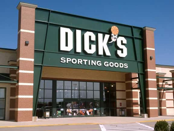 dick's sporting goods - photo #5