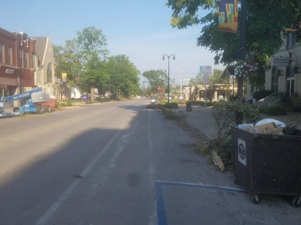 Main Street Update Kix 101 1