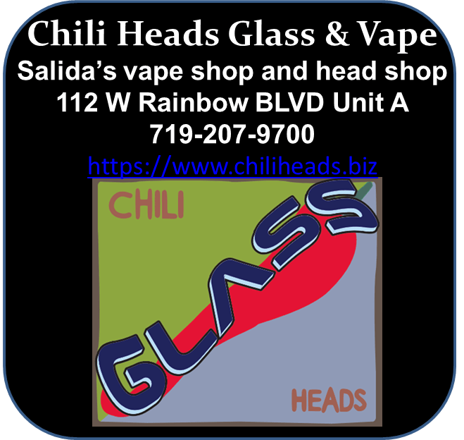 Chili Heads Glass & Vape logo