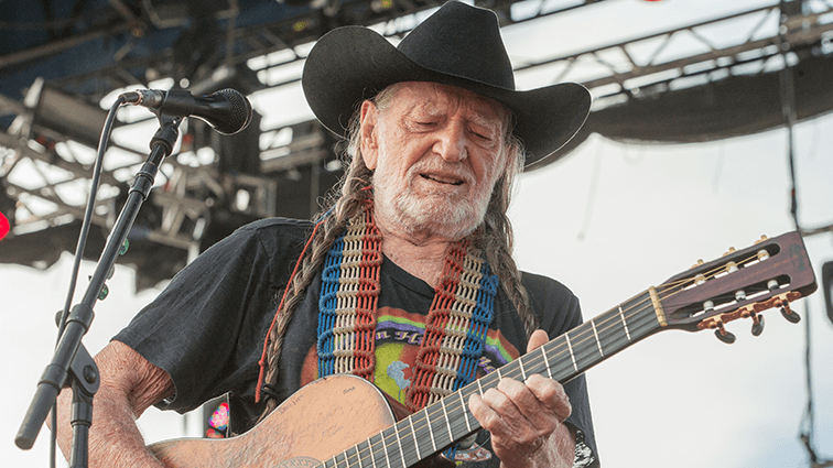 Willie Nelson Shares Details for 2017 Luck Reunion