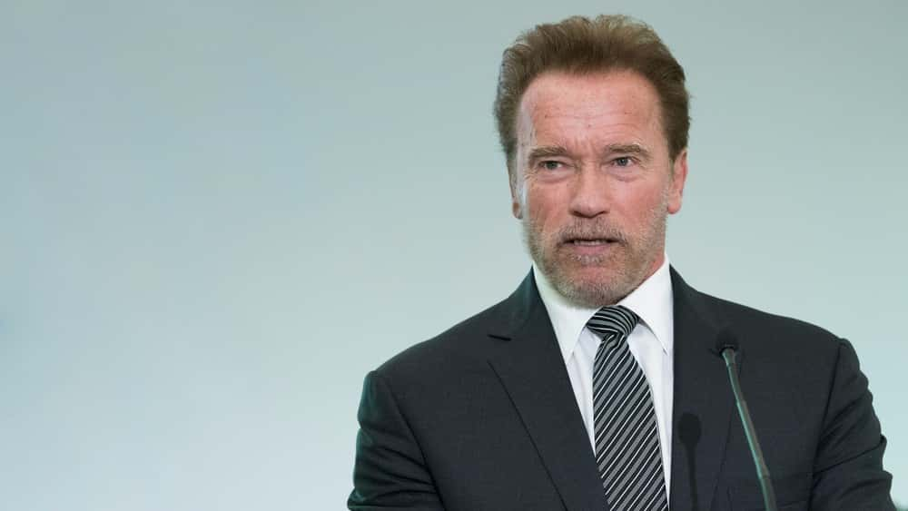"""Arnold Schwarzenegger """"I Knew Real Nazis- They're Burning in Hell"""""""