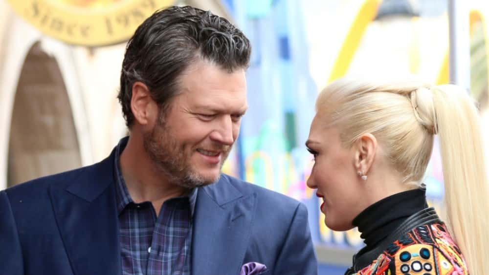 singers blake shelton and gwen stefani announced on thursday september 21 that they have collaborated on a song off of stefanis christmas album - Blake Shelton Christmas Album