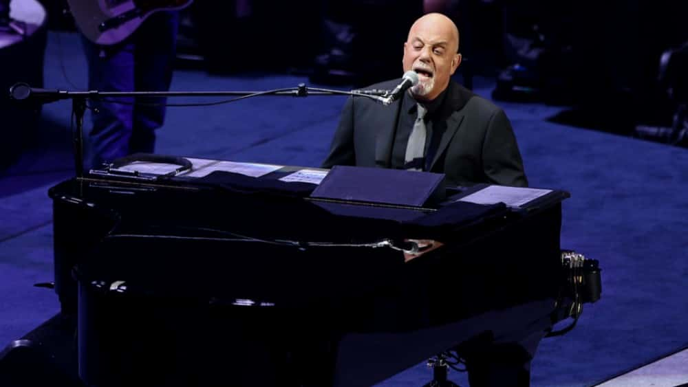 Billy Joel And Wife Alexis Roderick Expecting Baby No. 2