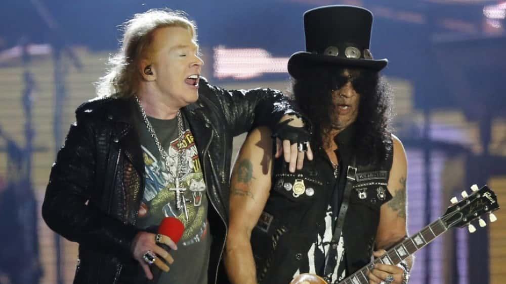 Guns N Roses Revenue  Tour