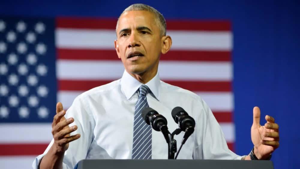 Former President Obama Slams State Of U.S. Politics