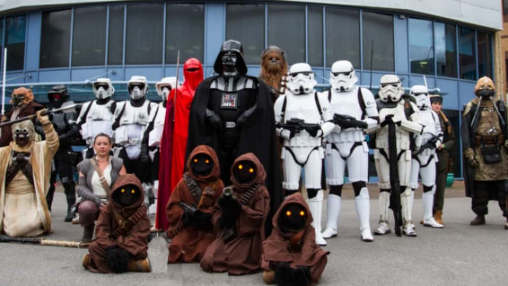 "Disney Shares Progress Video Of Their ""Star Wars"" Attraction"