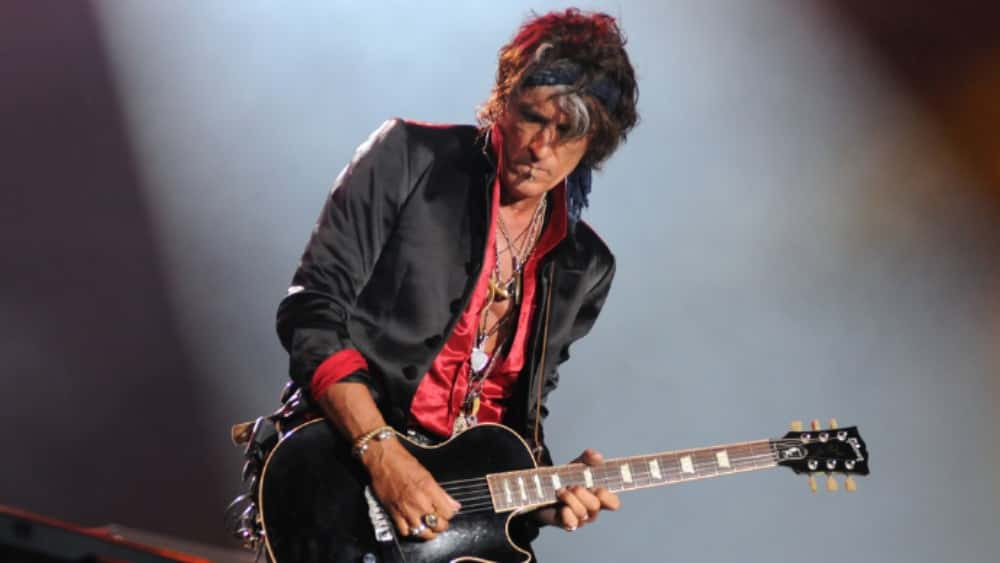 Joe Perry Announces Solo 'Joe Perry and Friends' Shows