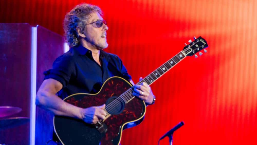 Roger Daltrey Announces His First Solo Album In 26 Years Called  'As Long As I Have You'