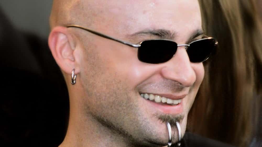 Disturbed's Frontman David Draiman choked a bit during Vinne Paul Tribute