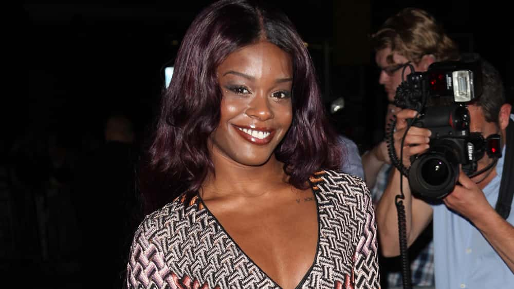 Azealia Banks Complains About Nick Cannon's Wild N Out
