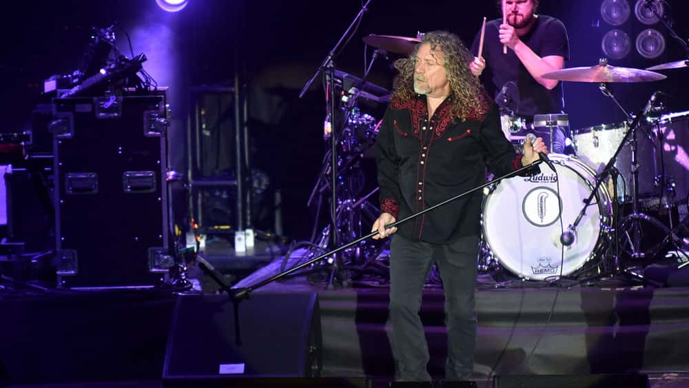 Robert Plant and the Sensational Space Shifters announce U.S tour dates