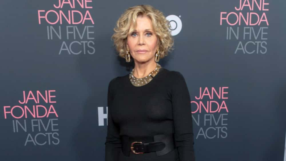 'Jane Fonda In Five Acts' Documentary To Debut On HBO