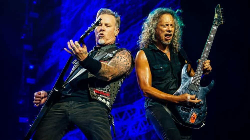 Metallica Announces Summer 2019 European Tour With Ghost