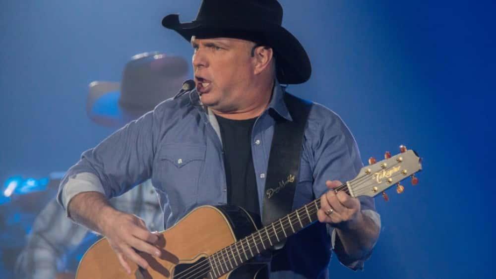 """America's Got Talent"" Finalist Michael Ketterer Will Not Perform With Garth Brooks Following His Arrest"