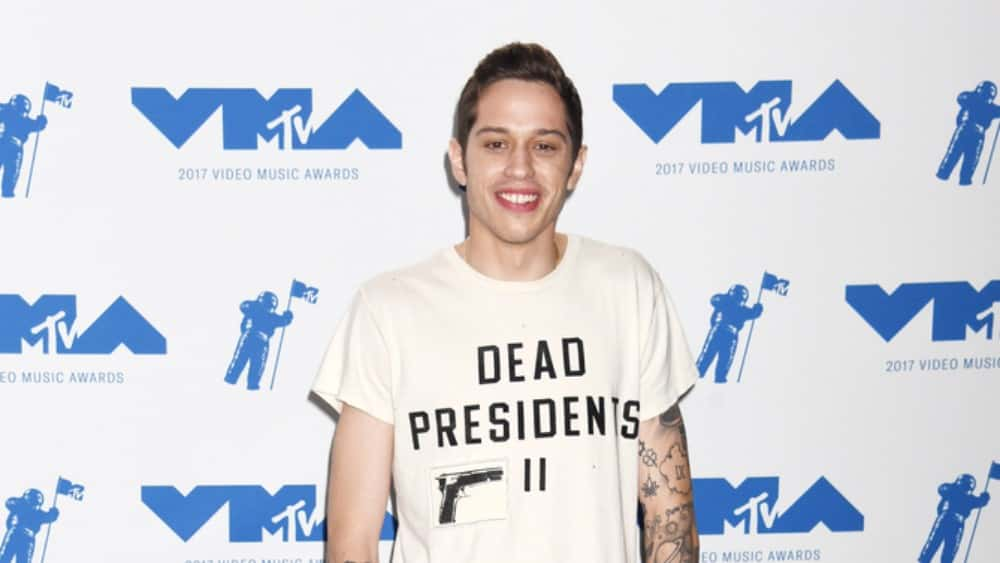 Pete Davidson Addresses His Mental Health On Saturday Night Live