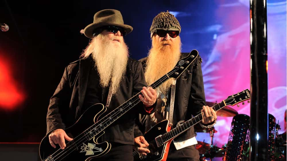 ZZ Top To Open 'Sharp Dressed Man' Musical In 2020