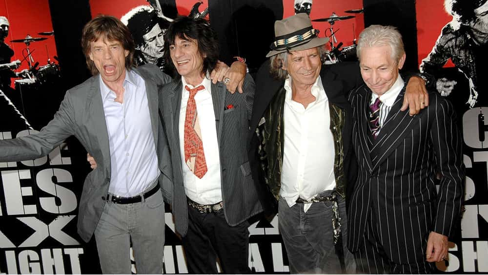 The Rolling Stones Working On New Album