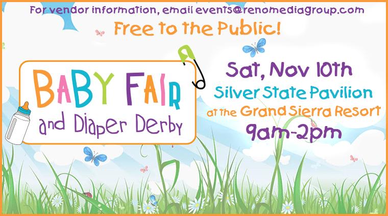 Baby Fair and Diaper Derby 2018