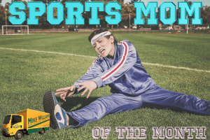 Nominate A Sports Mom!