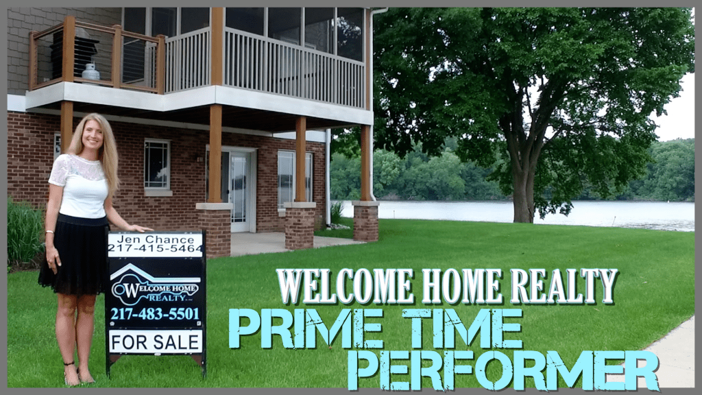Welcome Home Realty Prime Time Performer: November 4 – 9