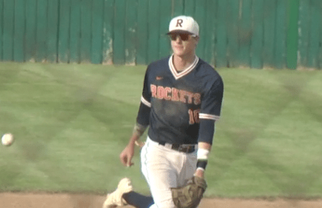 a1b290fa Former Rochester Shortstop Tyler Fitzgerald Drafted By San Francisco Giants