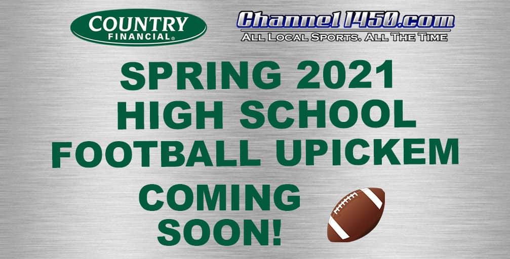Football UPickEm – Spring 2021