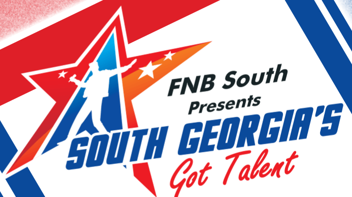 3rd Annual South Georgia's Got Talent Happens October 4th