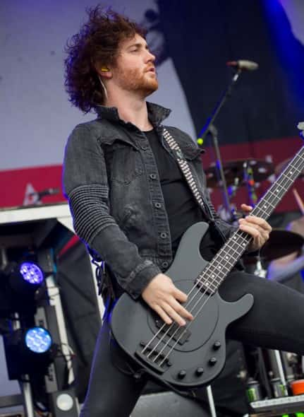 Asking Alexandria (photo by Jason Squires)