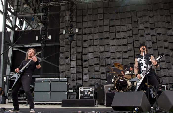 Bullet For My Valentine (photo by Jason Squires)