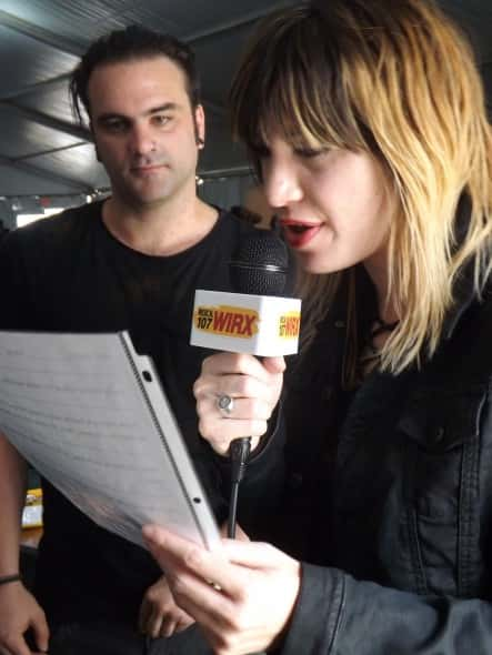 Emma & Mark from Sick Puppies