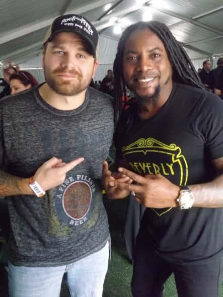 Brock & LJ