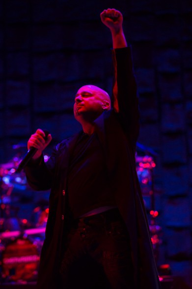 Disturbed (photo by Jason Squires)