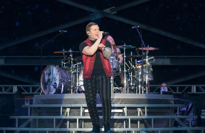 Shinedown (photo by Jason Squires)
