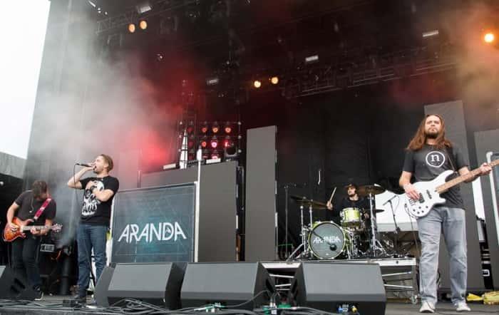 Aranda (Photo by Jason Squires)