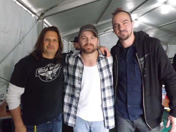 Brock, Adam, & Mike