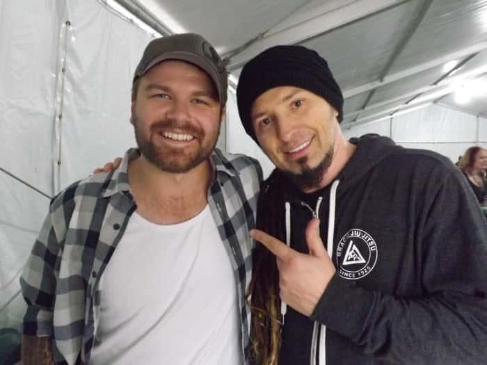 Brock and Zoltan
