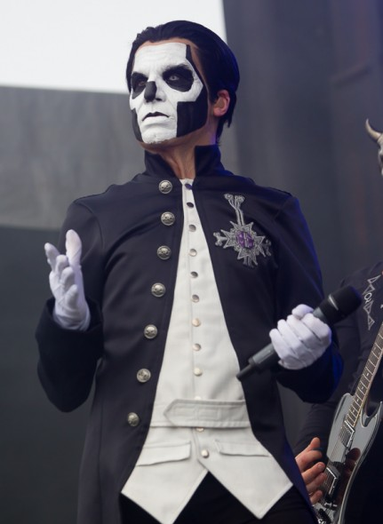 Ghost (Photo by Jason Squires)