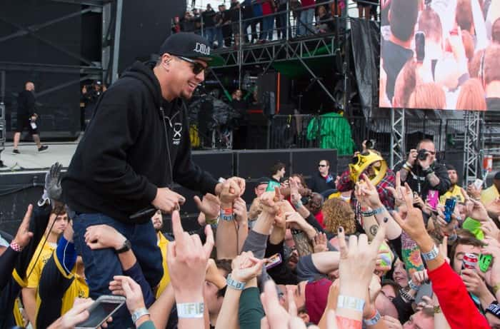 P.O.D. (Photo by Jason Squires)