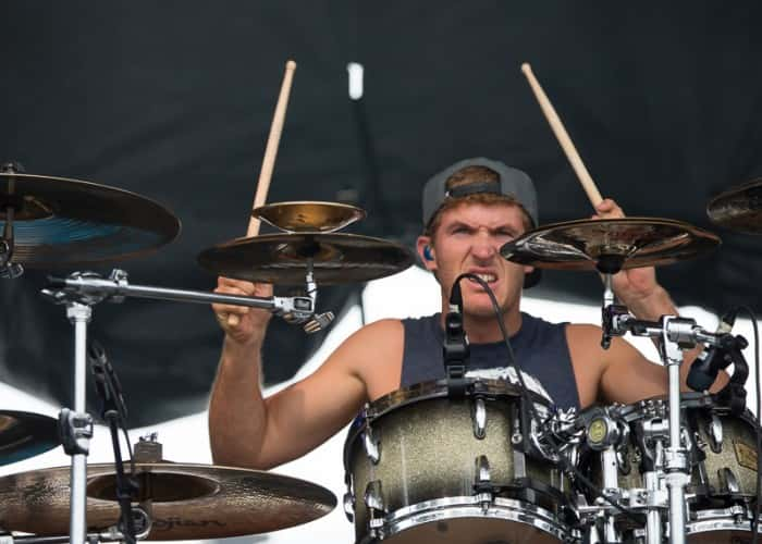 Parkway Drive (Photo by Jason Squires)