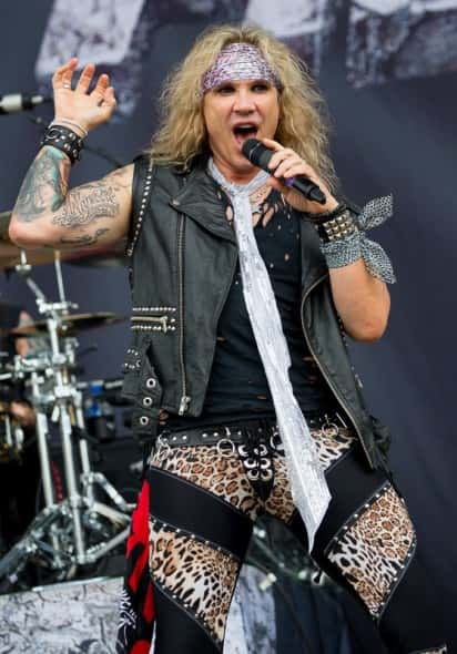 Steel Panther (Photo by Jason Squires)