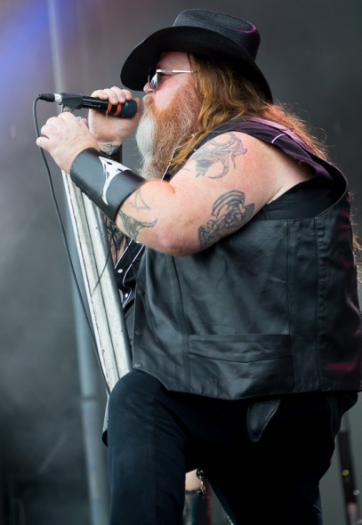 Texas Hippie Coalition (Photo by Jason Squires)