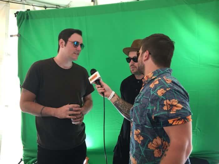 Breaking Benjamin interview
