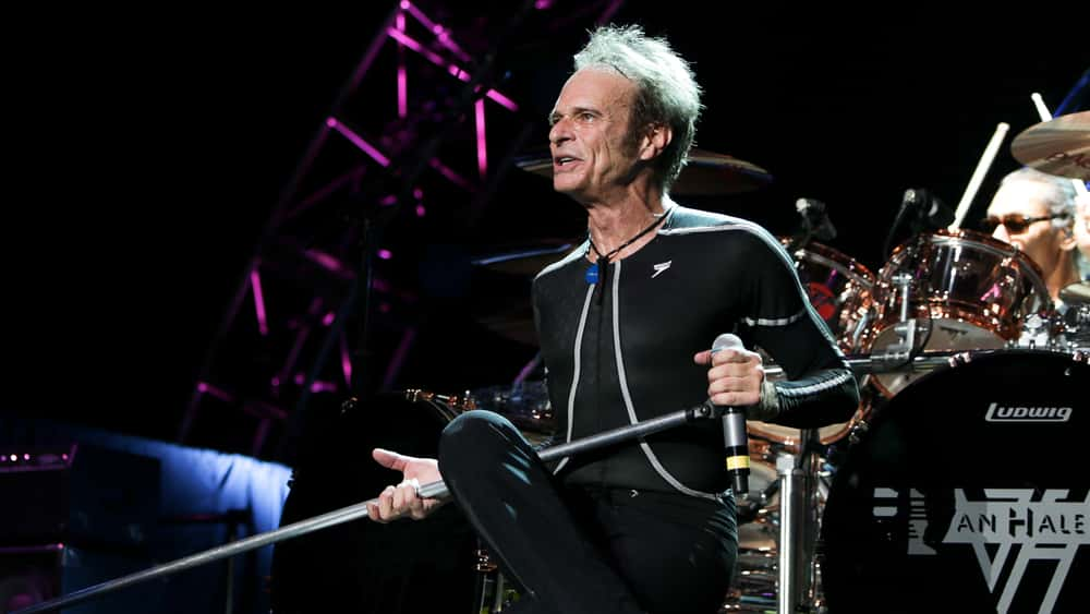 Former Van Halen Frontman David Lee Roth Says He Thinks Band Is Finished Rock 107 Wirx