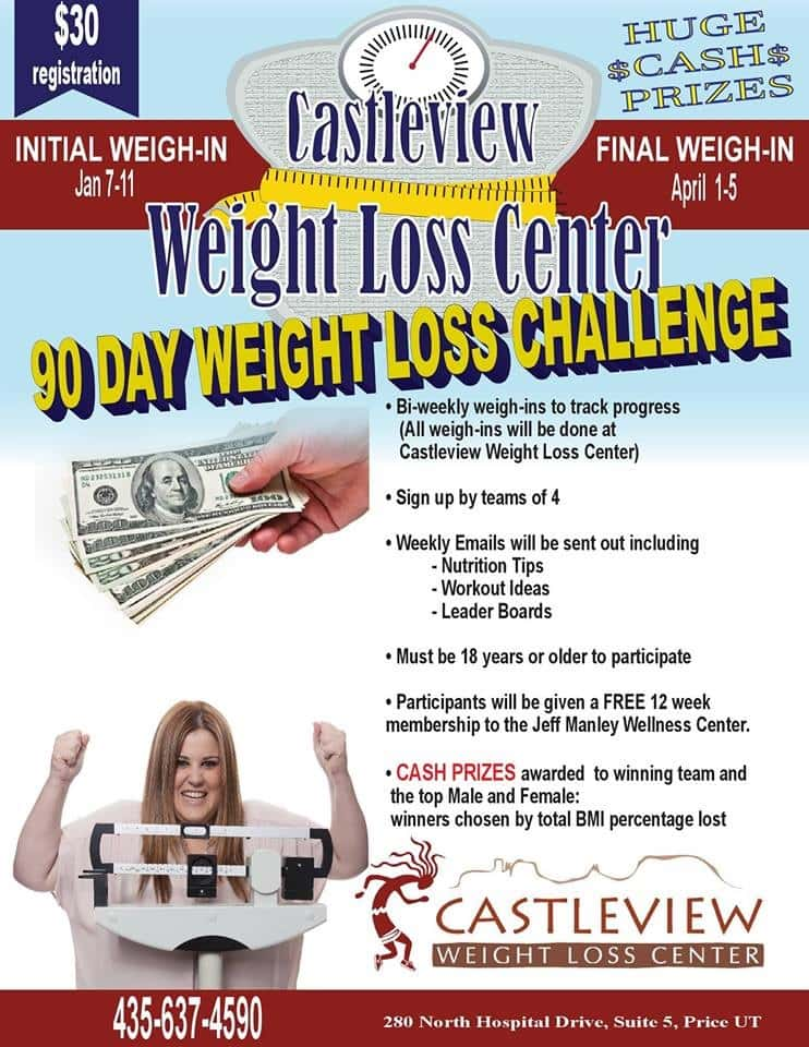 Prize ideas for weight loss challenges