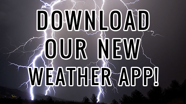 Download our new weather app! | WQLT-FM