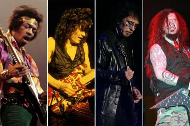 top 66 hard rock metal guitarists of all time komp 92 3fm. Black Bedroom Furniture Sets. Home Design Ideas