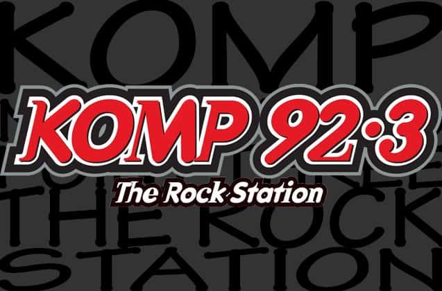 KOMP 92 3FM | The Rock Station